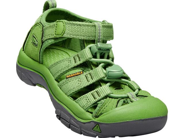Keen Newport H2 Sandalias Niños, fluorite green